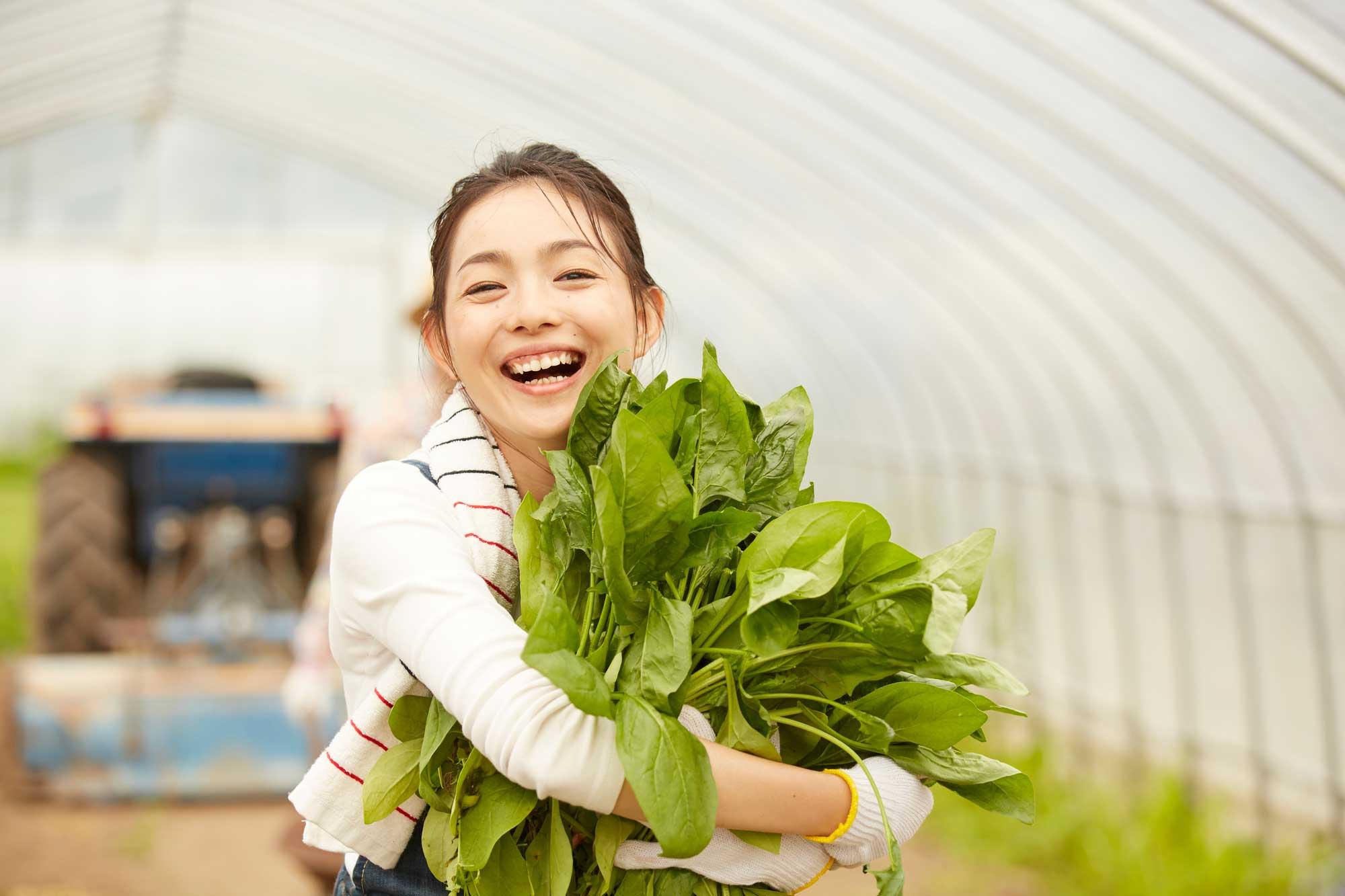 大地の力コンペ | 女性未来農業創造研究会
